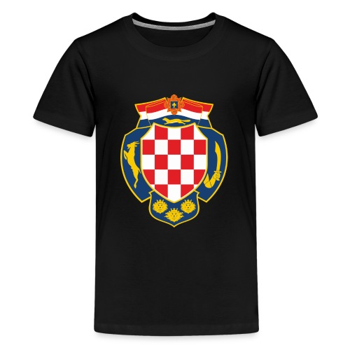 Pravi Grb - Kids' Premium T-Shirt