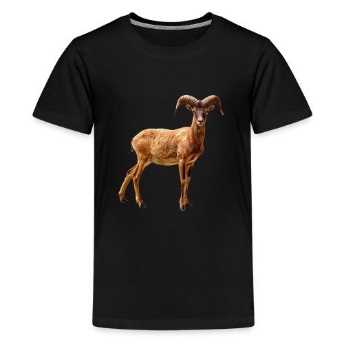 Goat Mug - Kids' Premium T-Shirt
