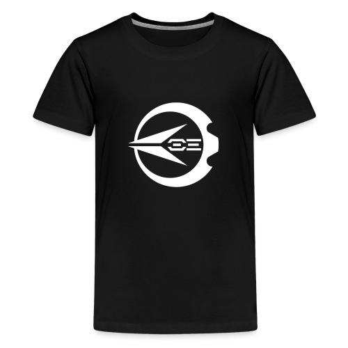 975th Black Havoc Legion - Black - Kids' Premium T-Shirt