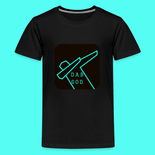 Dab God - the original - Kids' Premium T-Shirt