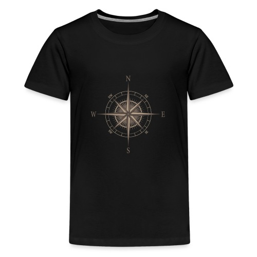 Compass - Kids' Premium T-Shirt