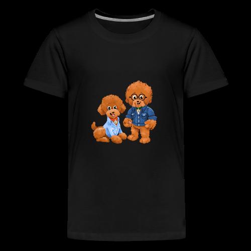 Agador Fred Duo - Kids' Premium T-Shirt
