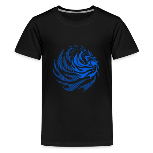 Fire Dragon - Kids' Premium T-Shirt