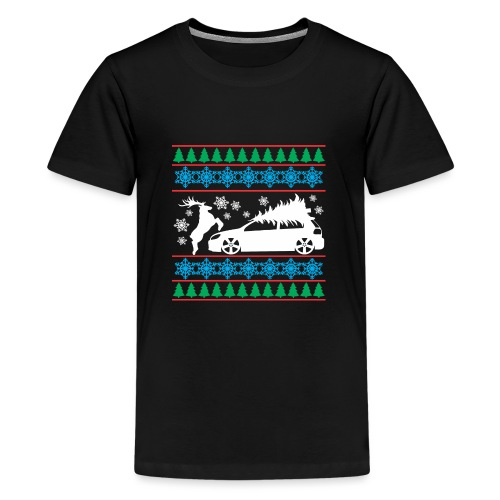 MK6 GTI Ugly Christmas Sweater - Kids' Premium T-Shirt