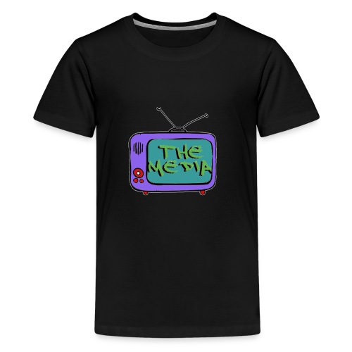 Themedia Logo - Kids' Premium T-Shirt