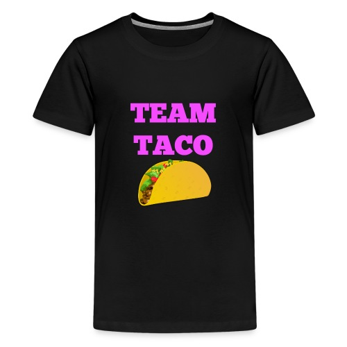 TEAMTACO - Kids' Premium T-Shirt