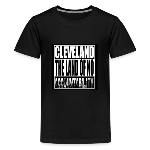 ACCOUNTABILITY - Kids' Premium T-Shirt