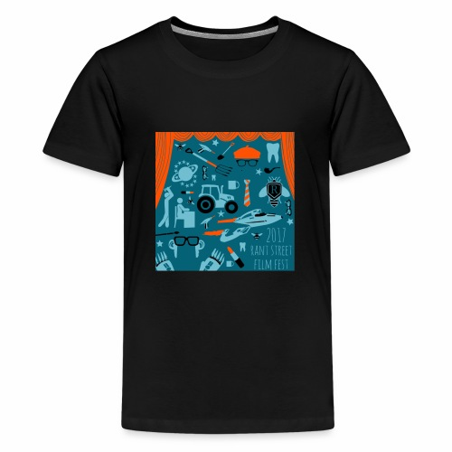Rant Street Swag - Kids' Premium T-Shirt