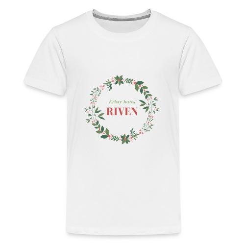 Kristy hates Riven - Kids' Premium T-Shirt