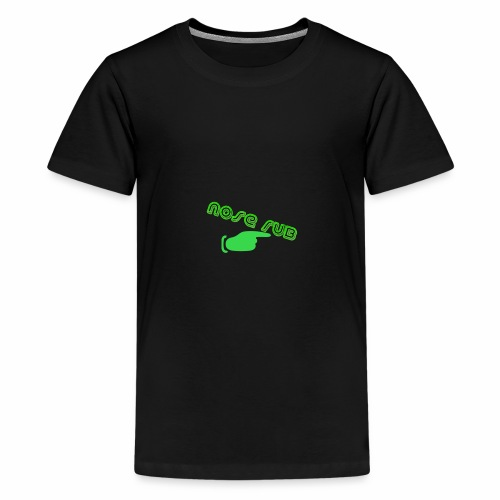 Nose rub - Kids' Premium T-Shirt