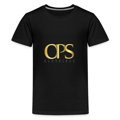 ops stuff - Kids' Premium T-Shirt