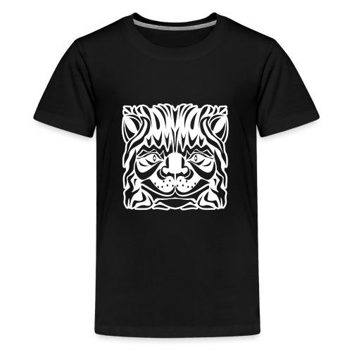 Cat's Head - Kids' Premium T-Shirt