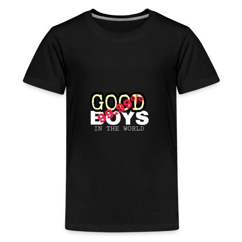 99.99% GOOD BOYS - Kids' Premium T-Shirt