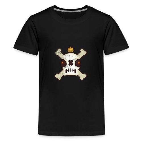Skull King - Kids' Premium T-Shirt