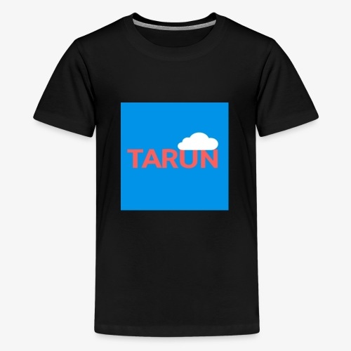 TARUN BLUE SKY BALL - Kids' Premium T-Shirt