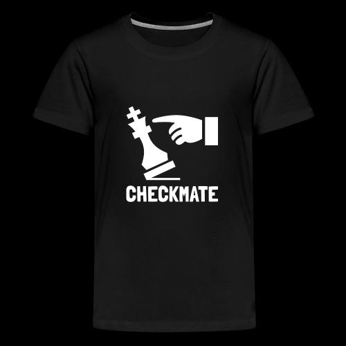 Checkmate | Chess Champion - Kids' Premium T-Shirt