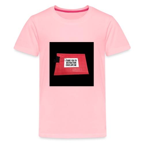 Distraction Envelope - Kids' Premium T-Shirt