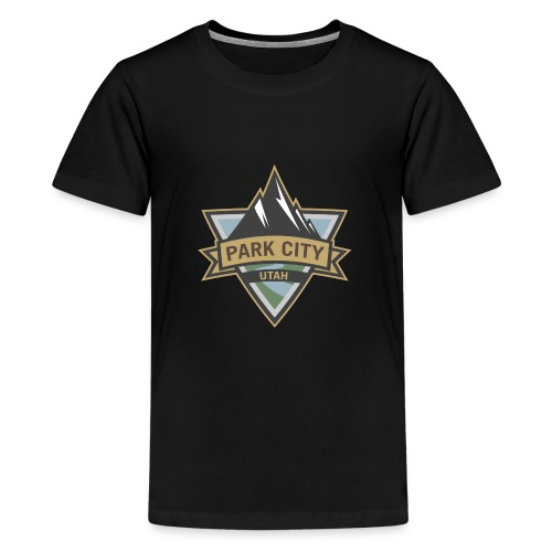 Park City, Utah - Kids' Premium T-Shirt