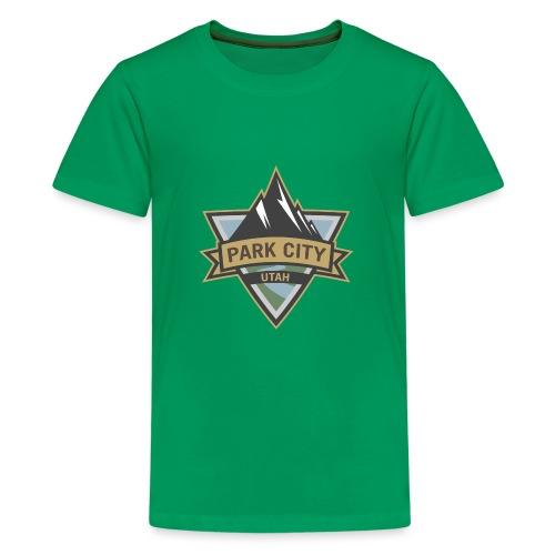 Park City, Utah - Kids' Premium T-Shirt