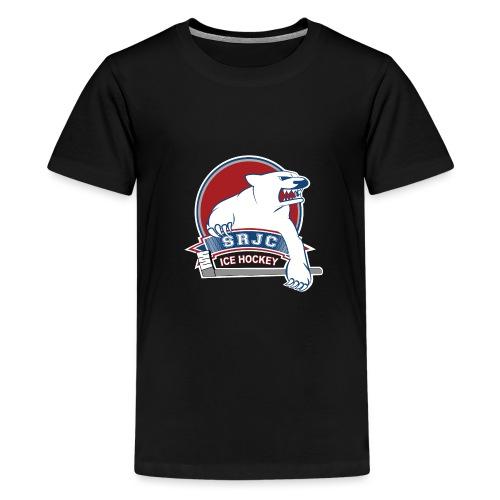 SRJC logo 2018 For Blue - Kids' Premium T-Shirt