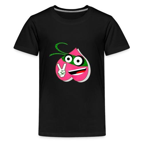 chrno mask front by koei - Kids' Premium T-Shirt
