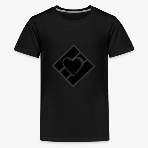 JDC w/ BLK Luv - Kids' Premium T-Shirt