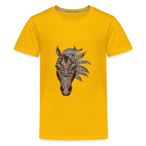 Horse head - Kids' Premium T-Shirt