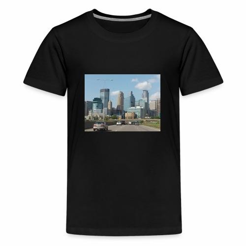 Minneapolis - Kids' Premium T-Shirt