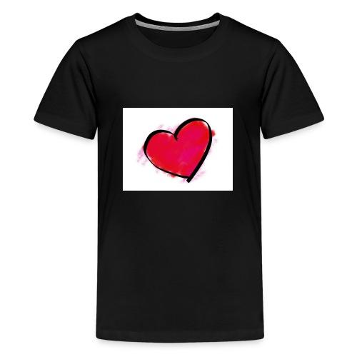 heart 192957 960 720 - Kids' Premium T-Shirt