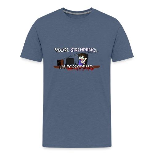 dan shirt png - Kids' Premium T-Shirt