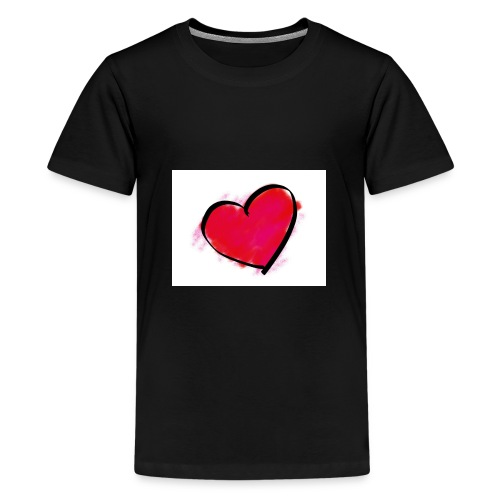 heart 192957 960 720 - Kids' Premium T-Shirt