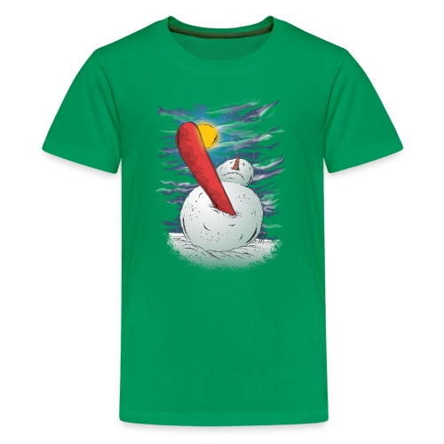 the accident - Kids' Premium T-Shirt