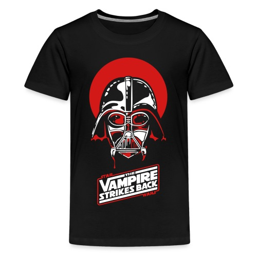 the Vampire Strikes Back - Kids' Premium T-Shirt