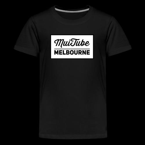 Muitube Melbourne - Kids' Premium T-Shirt