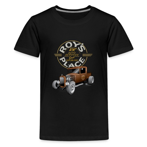 RoysRodDesign052319_4000 - Kids' Premium T-Shirt