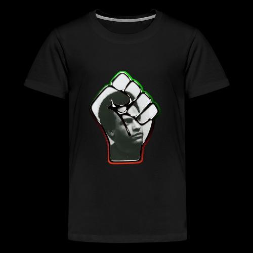 Huey Newton RBG Fist - Kids' Premium T-Shirt
