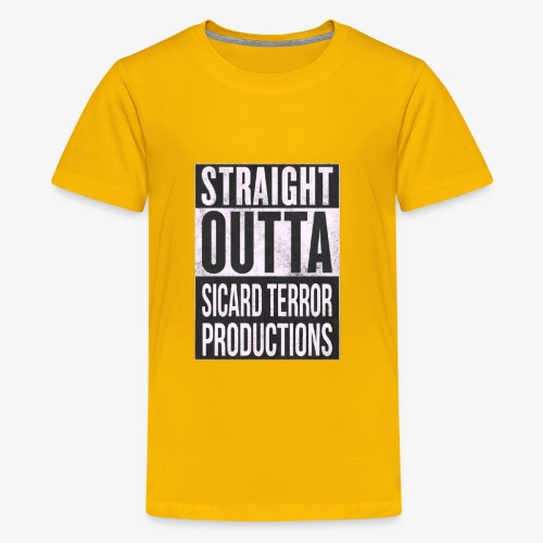 Strait Out Of Sicard Terror Productions - Kids' Premium T-Shirt