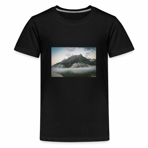 mountain view - Kids' Premium T-Shirt