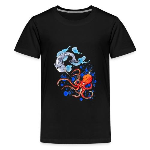 JLK Undersea Mastery - Kids' Premium T-Shirt