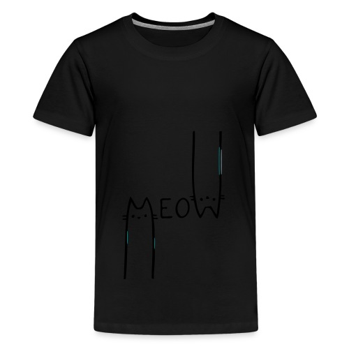 Citizen Meow - Kids' Premium T-Shirt