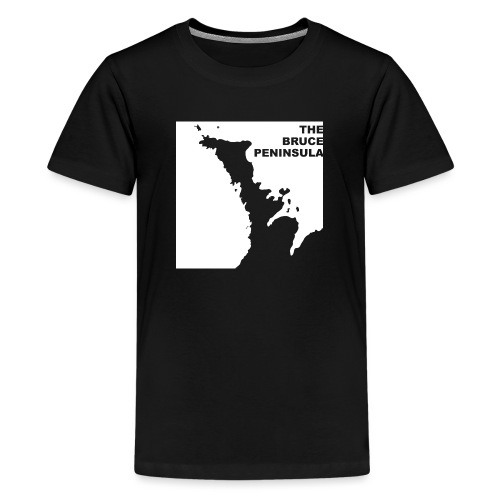 The Bruce Peninsula - Kids' Premium T-Shirt