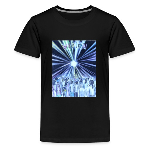 vision_color_1_Ink_LI - Kids' Premium T-Shirt
