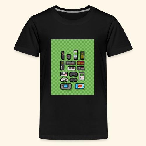 controller handy - Kids' Premium T-Shirt