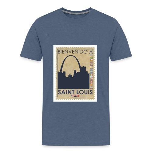 Bienvenido A Saint Louis - Kids' Premium T-Shirt