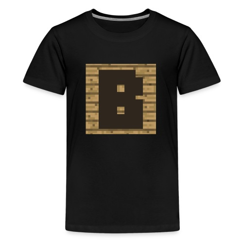 Brushykibbles - Kids' Premium T-Shirt