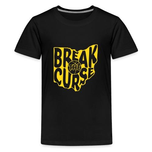 Break The Cleveland Curse - Kids' Premium T-Shirt