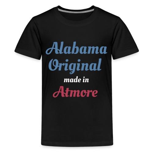 Alabama Original Made In Atmore Funny Born In - Kids' Premium T-Shirt