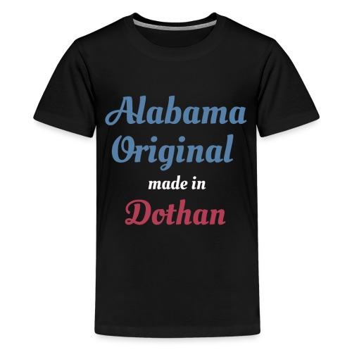 Alabama Original Made In Dothan Funny Born In - Kids' Premium T-Shirt