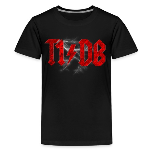 T1/DB AC/DC Style - Kids' Premium T-Shirt