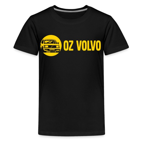 OzVolvo Logo - Kids' Premium T-Shirt